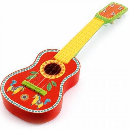 Speelgoed gitaar Animambo Djeco