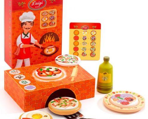 speelgoed pizzeria Djeco