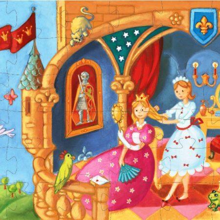 Puzzel Prinses Djeco