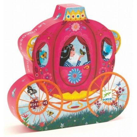 Puzzel Prinsessenkoets Djeco