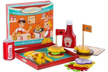 speelgoed snackbar Djeco