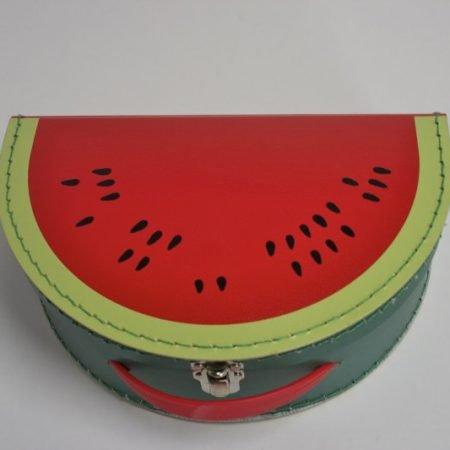 Koffertje voor kinderen meloen