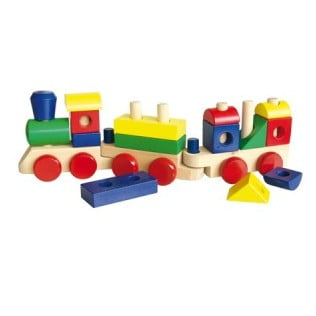 houten speelgoedtrein simply for kids